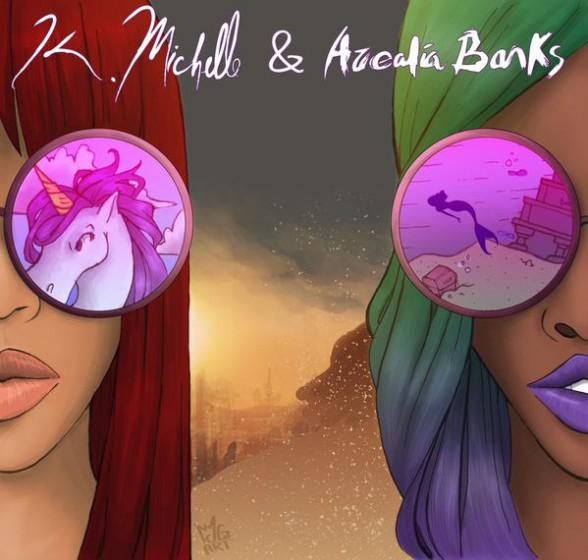 K-Michelle-Azealia-Banks-Tour