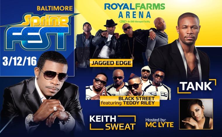 Baltimore Spring Fest 2016 - GENERAL