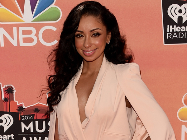 LOS ANGELES, CA - MAY 01:  Singer Mya attends the 2014 iHeartRadio Music Awards held at The Shrine Auditorium on May 1, 2014 in Los Angeles, California. iHeartRadio Music Awards are being broadcast live on NBC.  (Photo by Jason Merritt/Getty Images for Clear Channel)